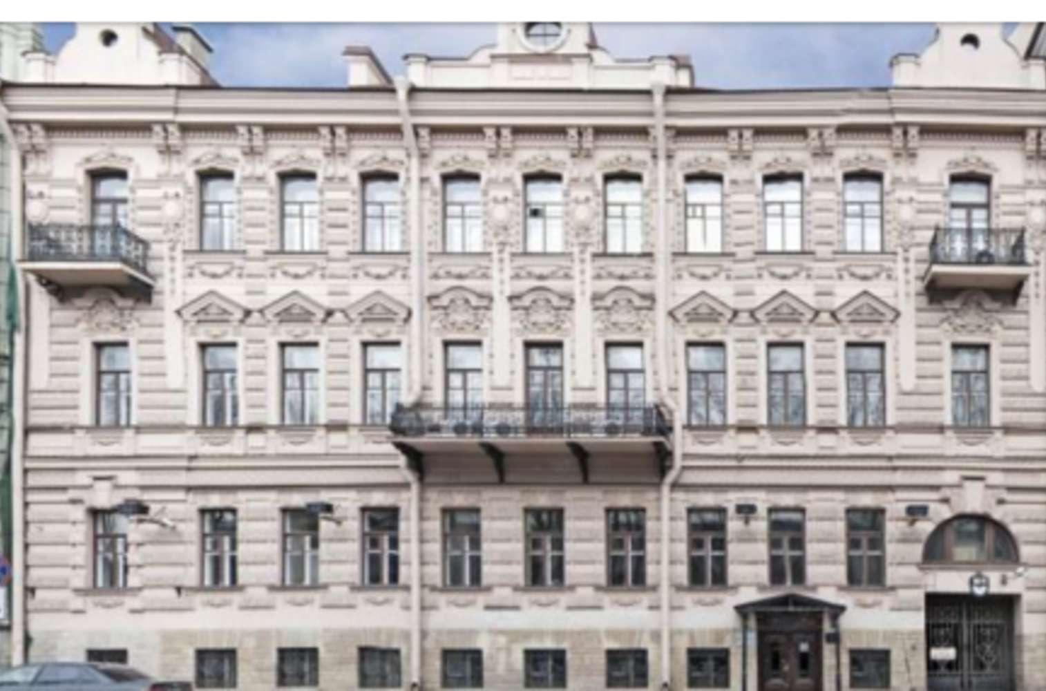Офисная недвижимость Санкт-петербург,  - Адмиралтейский дом