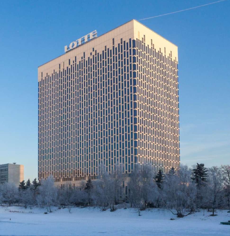 Офисная недвижимость Москва,  - ЛОТТЕ