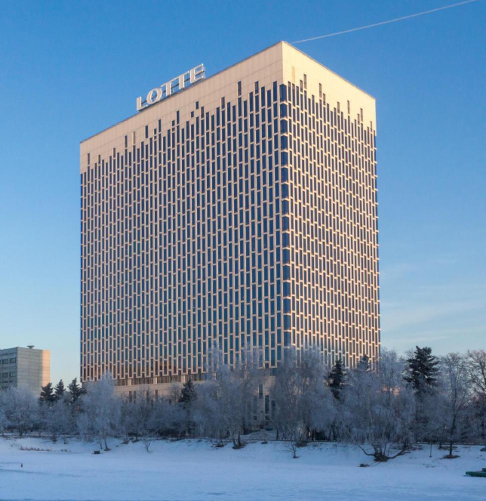 Офисная недвижимость Москва,  - ЛОТТЕ - 2