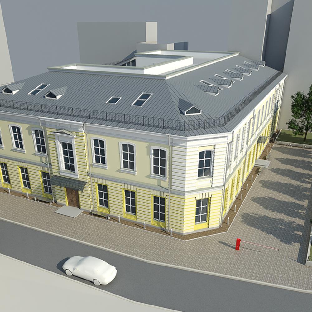 Офисная недвижимость Санкт-петербург, 191014 - Ассамблея - 2