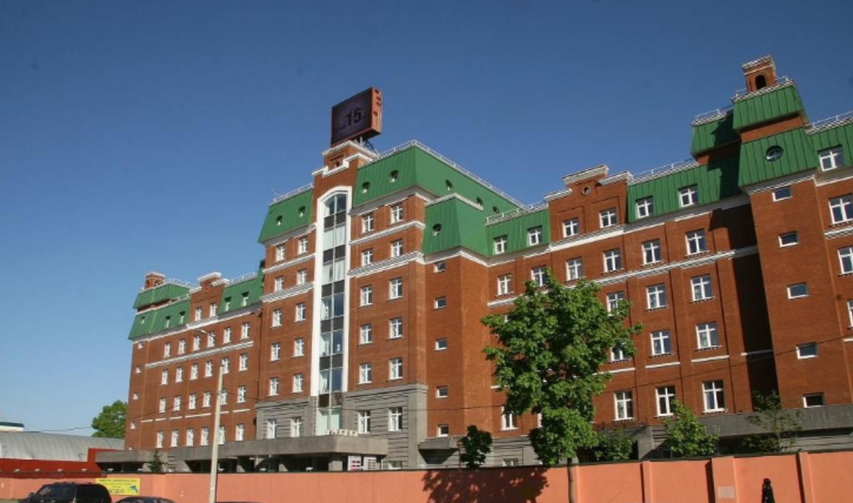 Офисная недвижимость Москва,  - Солид-Кама - 9