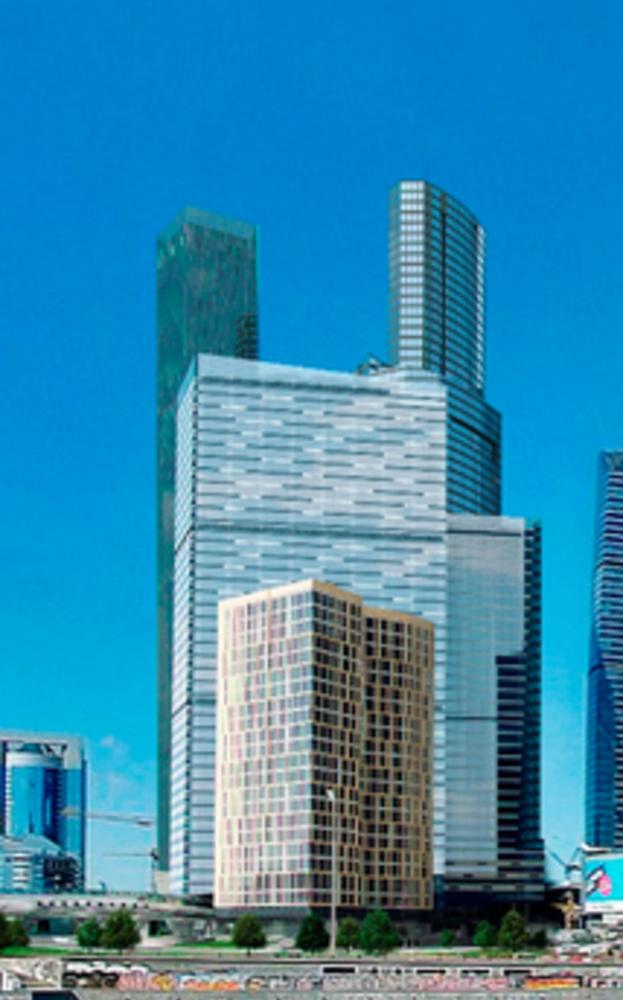 Офисная недвижимость Москва, 123317 - IQ Квартал - 7