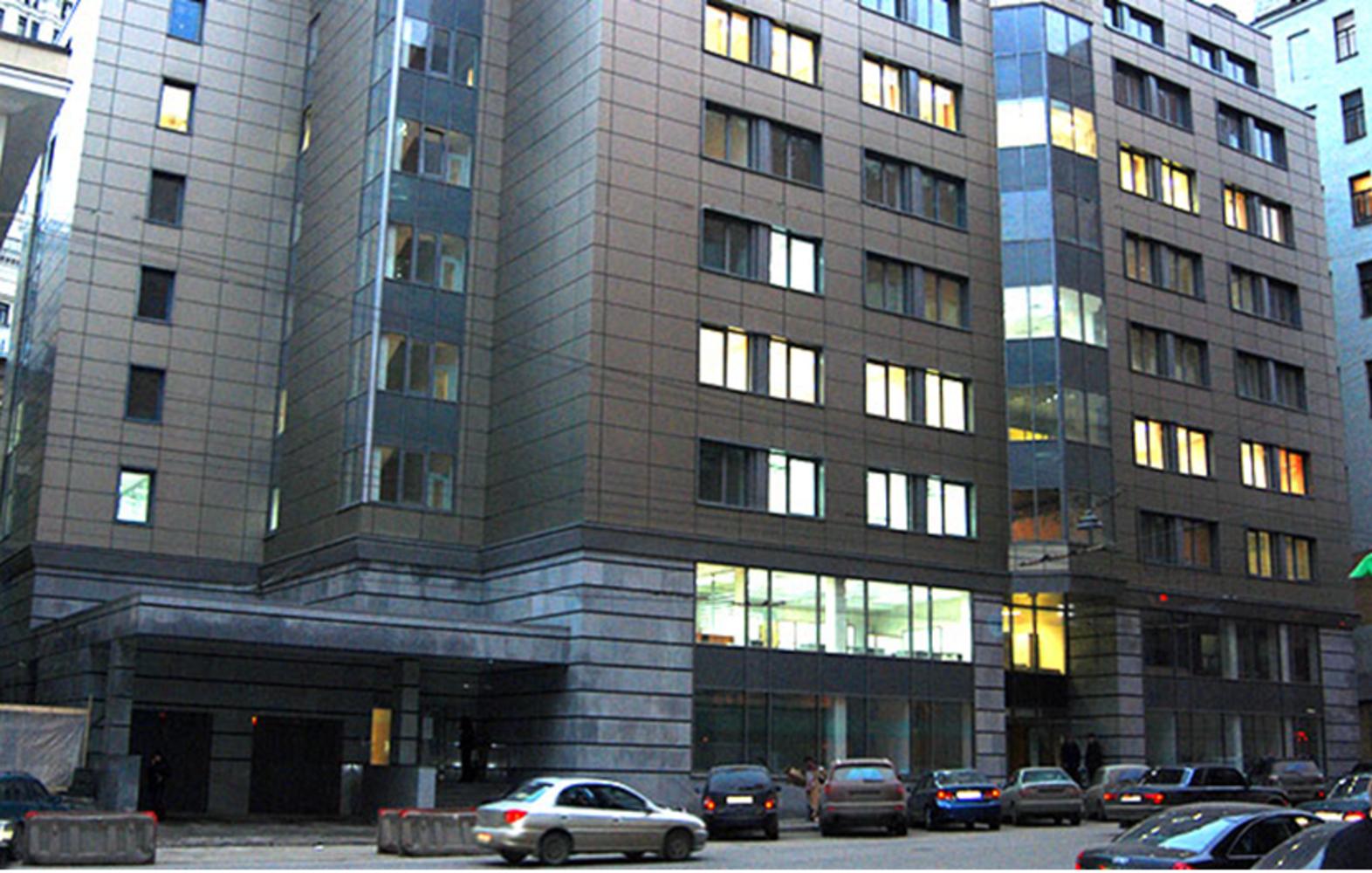 Офисная недвижимость Москва,  - Орликов - 2