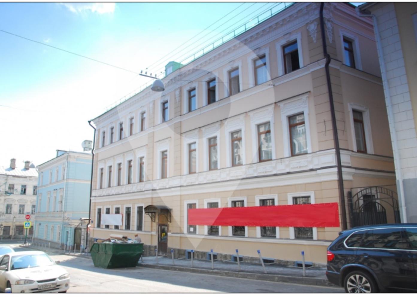 Офисная недвижимость Москва,  - Малый Ивановский пер. 6 стр. 2 - 7