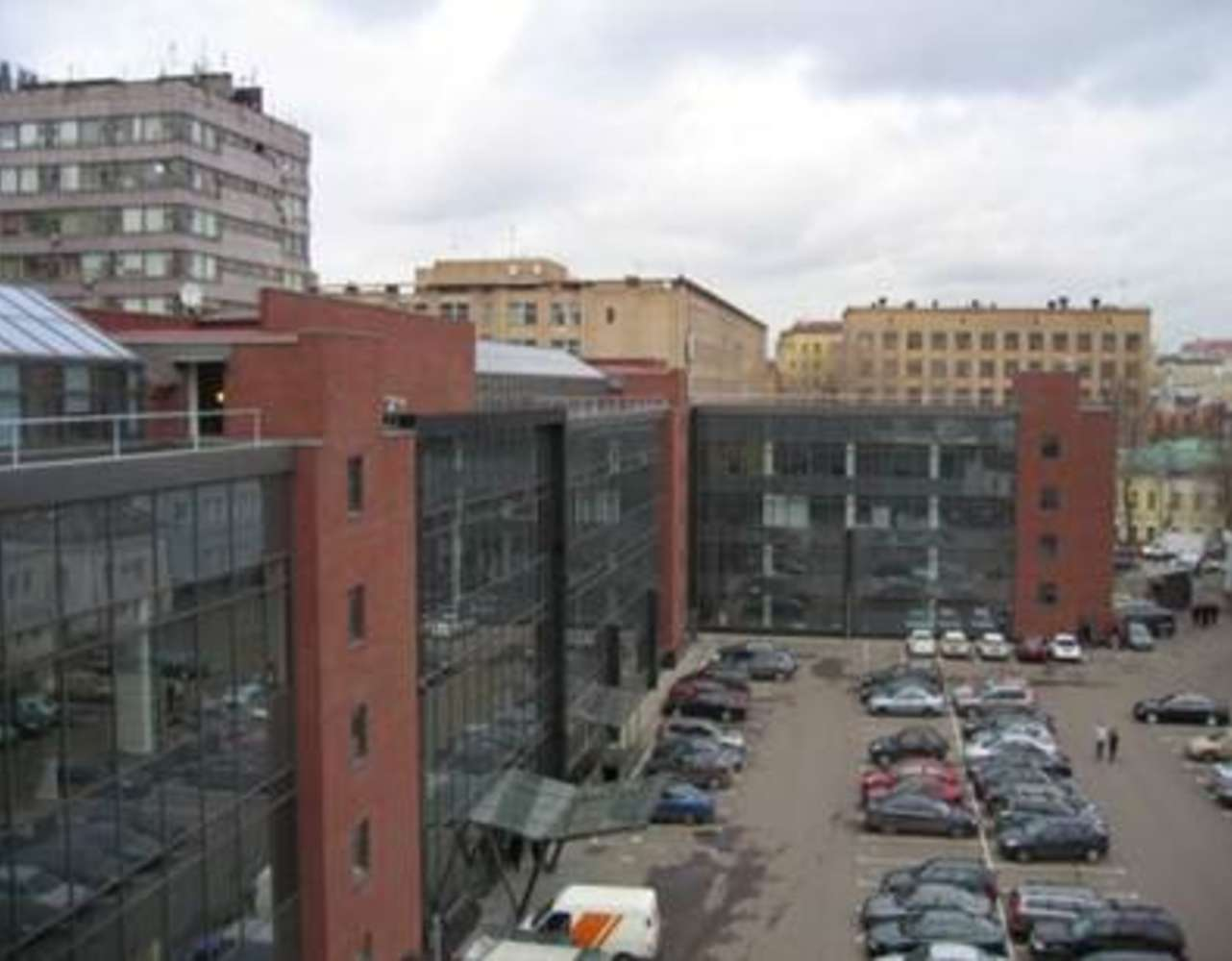 Офисная недвижимость Москва,  - Black&White (фаза II) - 4