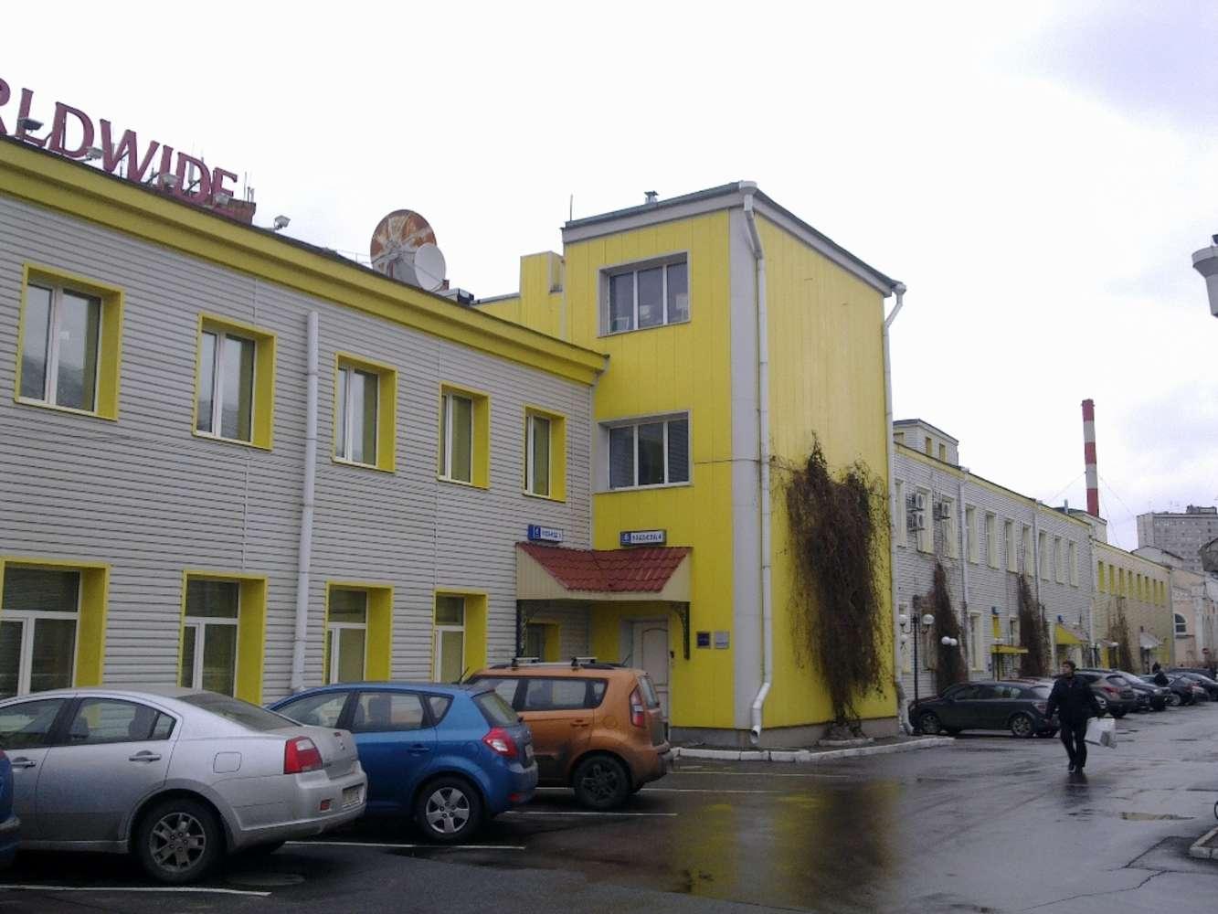Офисная недвижимость Москва,  - Дербеневский - 8