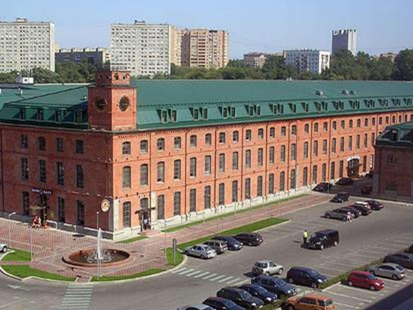 Офисная недвижимость Москва,  - Новоспасский Двор - 70