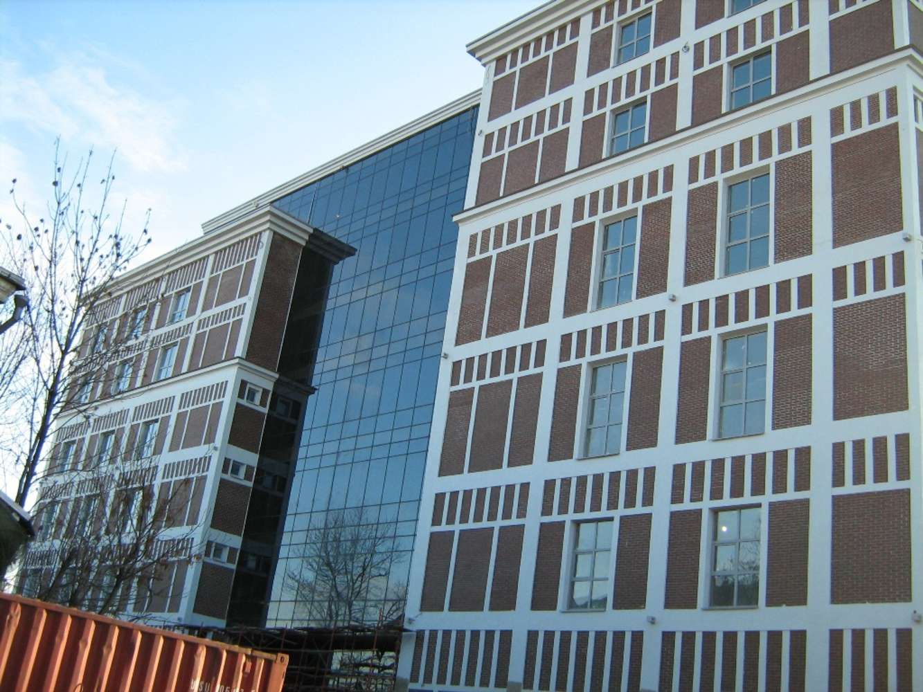 Офисная недвижимость Москва,  - W-Plaza - 8