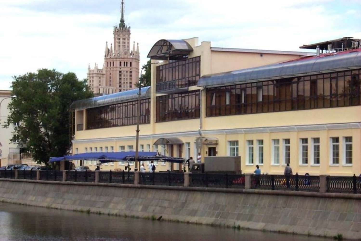 Офисная недвижимость Москва,  - Садовническая наб. 69 - 1