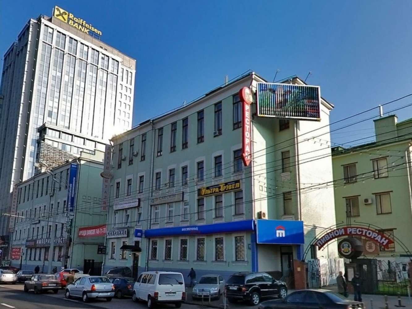 Офисная недвижимость Москва,  - Ленинский просп. 15