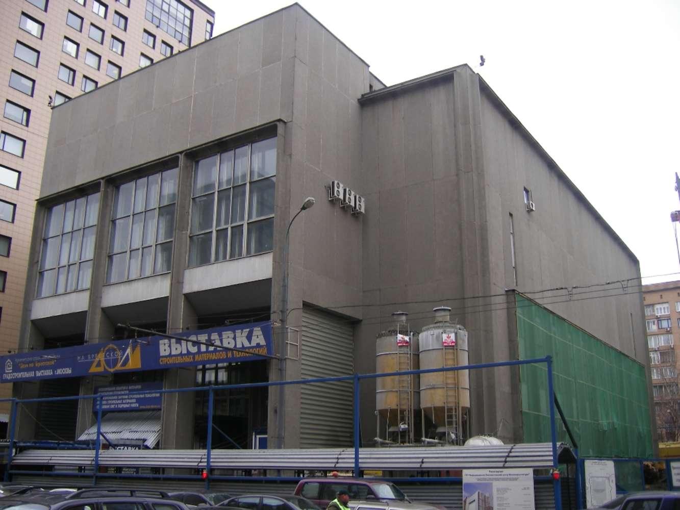 Офисная недвижимость Москва,  - Центр Современной Архитектуры - 9