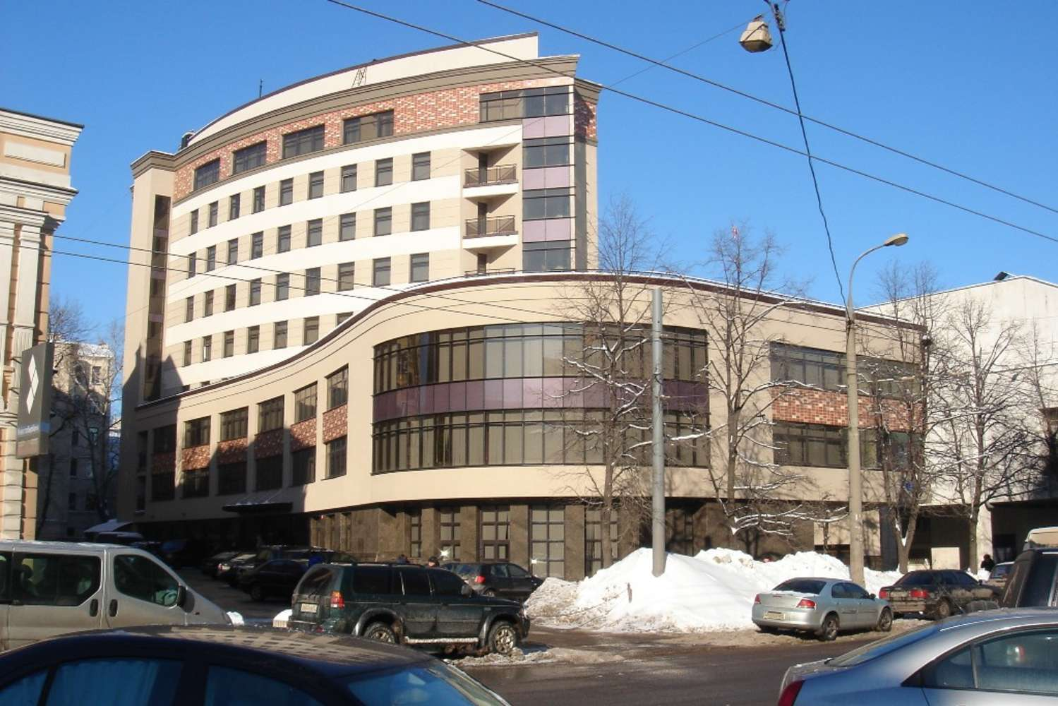 Офисная недвижимость Москва,  - Покровский - 8