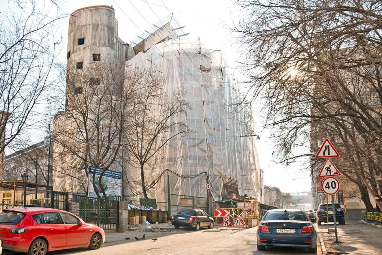 Офисная недвижимость Москва,  - Яковоапостольский - 81