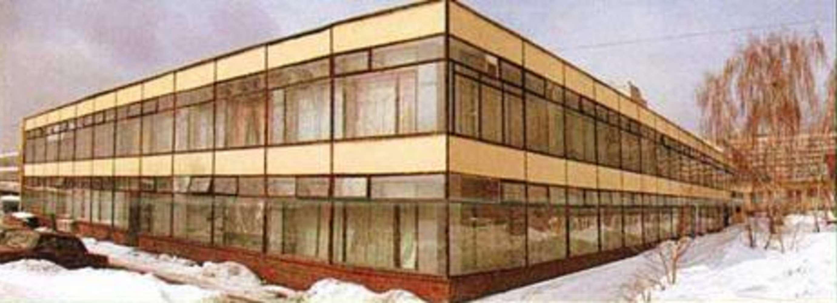 Офисная недвижимость Москва,  - Намёткина ул. 10А стр.1 - 3