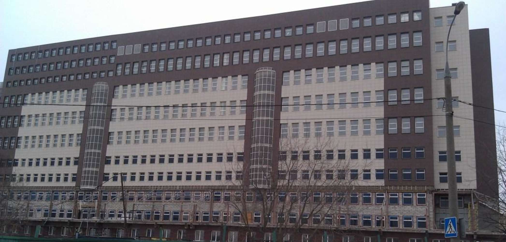 Офисная недвижимость Москва,  - Введенского ул. 1A - 8