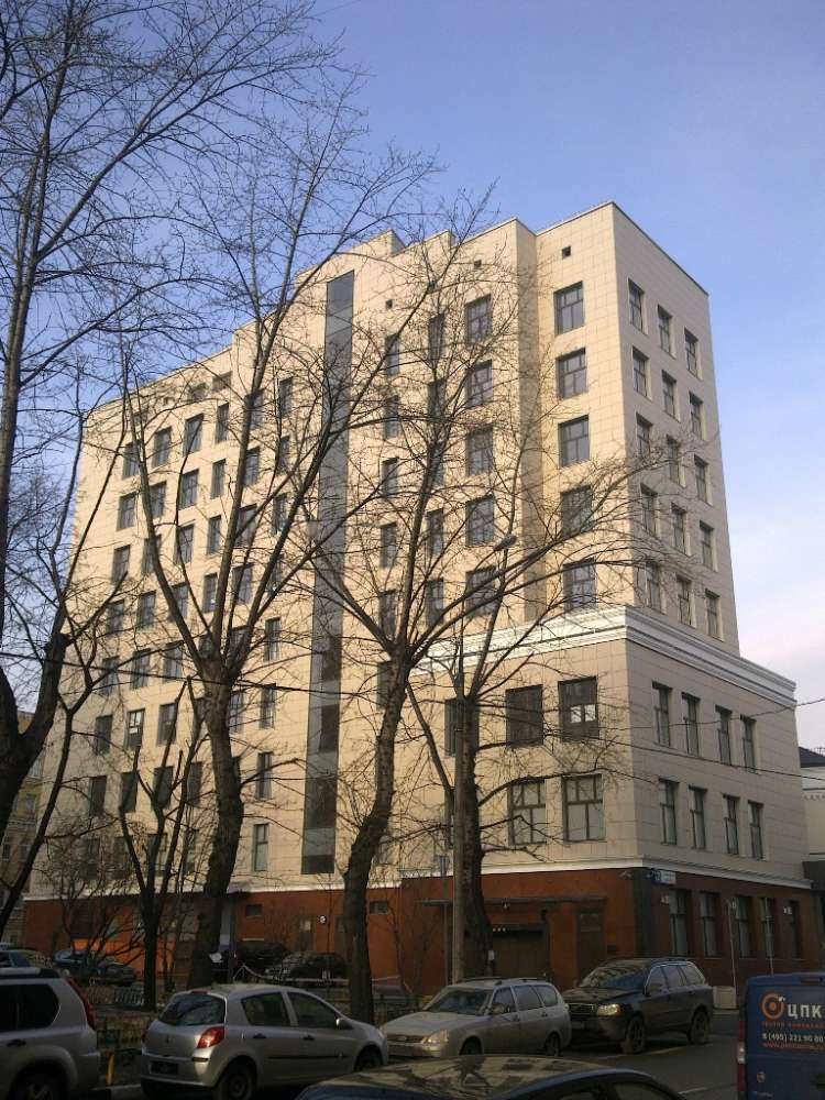 Офисная недвижимость Москва,  - ИНА Хаус - 9
