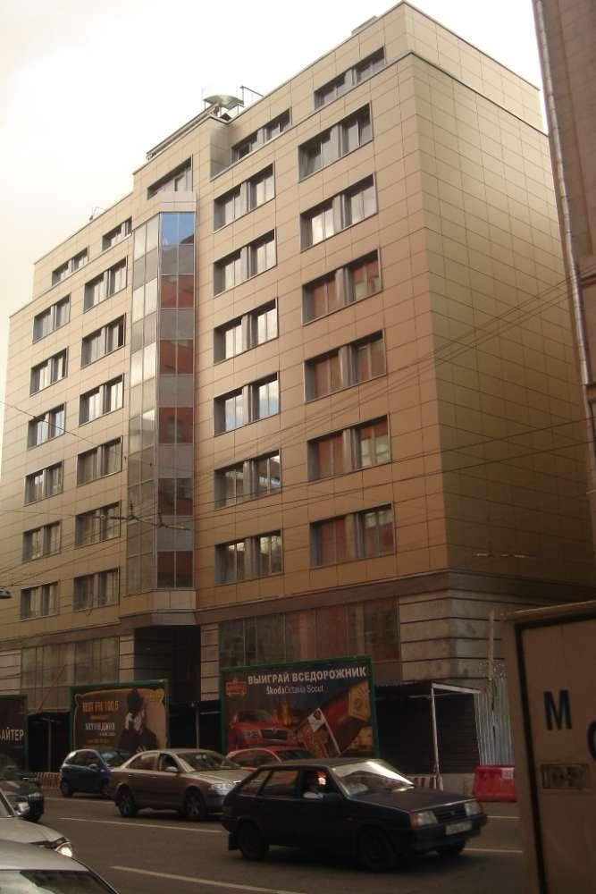 Офисная недвижимость Москва,  - Орликов - 7
