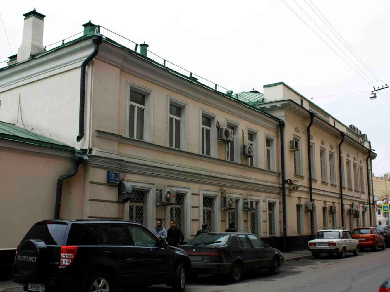 Офисная недвижимость Москва,  - Смоленский бульвар 11/2 - 3