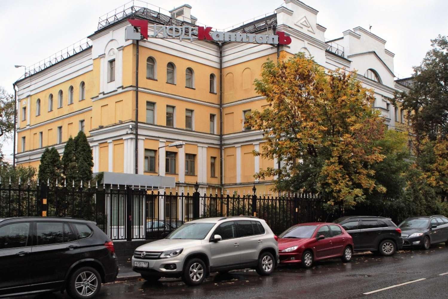 Офисная недвижимость Москва,  - Погодинская ул. 24 стр. 1,2 - 1