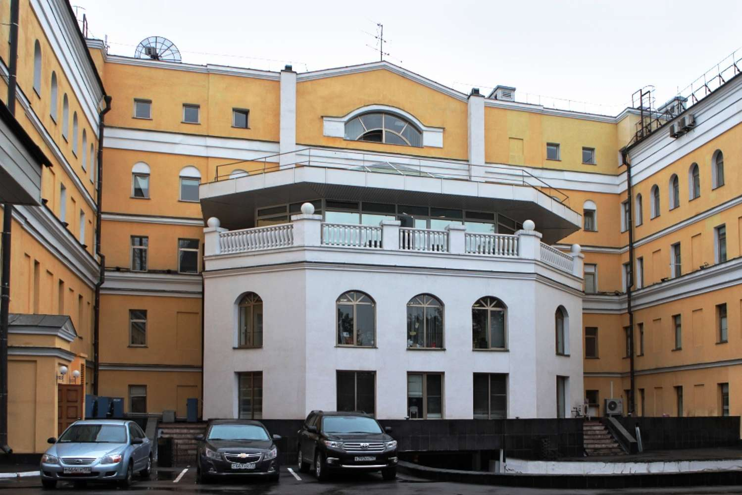 Офисная недвижимость Москва,  - Погодинская ул. 24 стр. 1,2 - 2