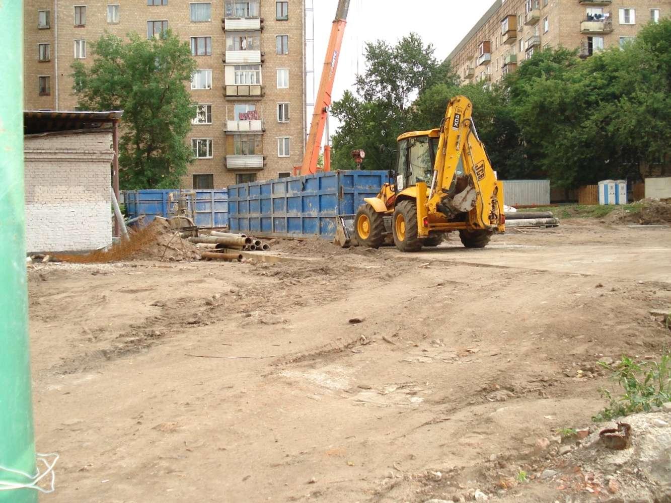 Офисная недвижимость Москва,  - Яковоапостольский - 7