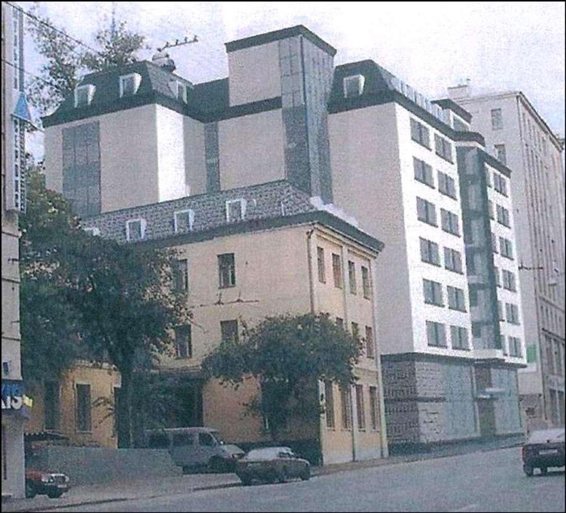 Офисная недвижимость Москва,  - Орликов - 3
