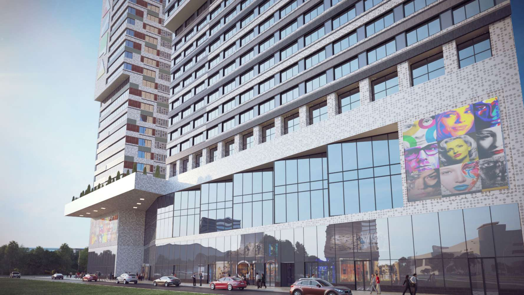 Офисная недвижимость Москва,  - Лица - 9