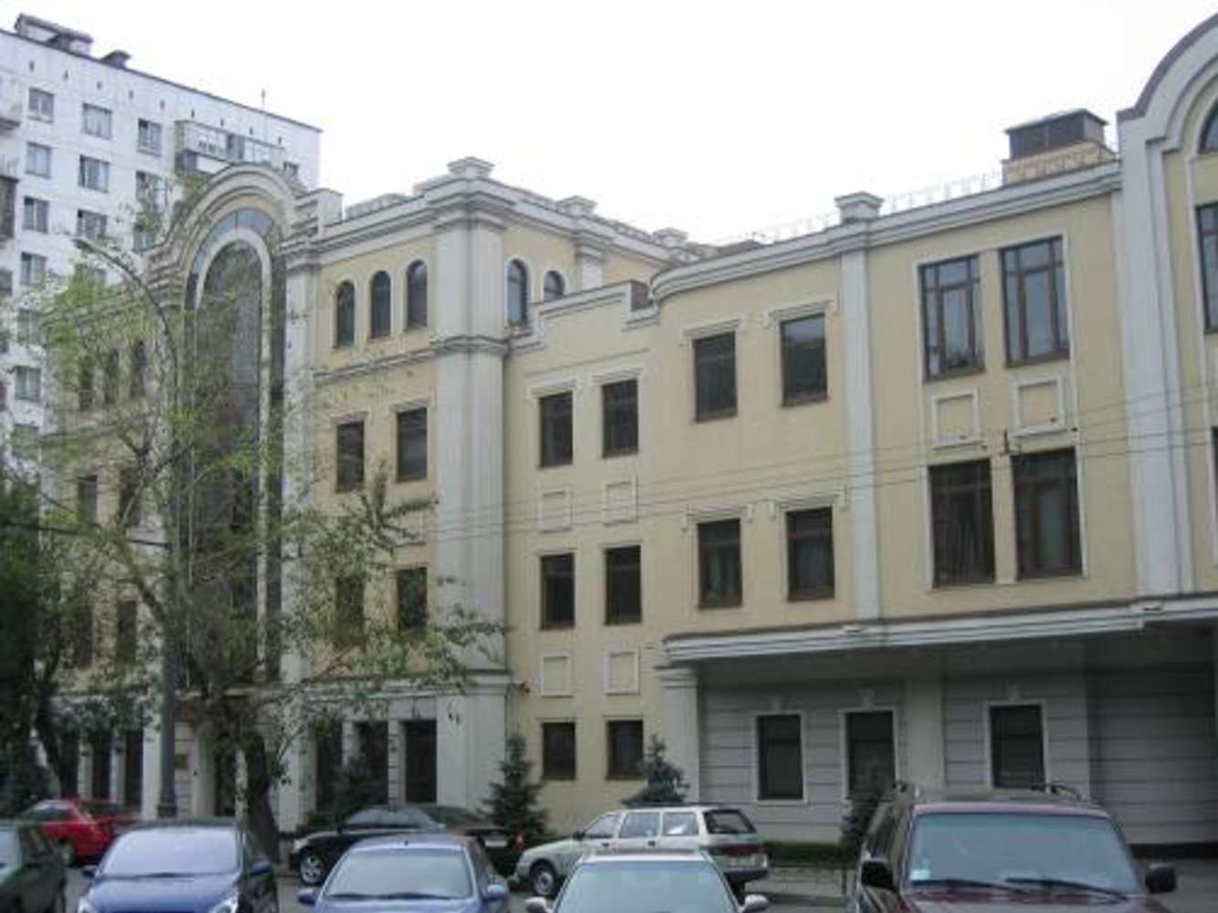 Офисная недвижимость Москва,  - Банный пер. 9 - 93