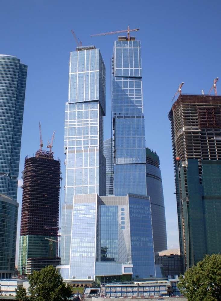 Офисная недвижимость Москва, 123317 - Город Cтолиц Южный Блок - 26