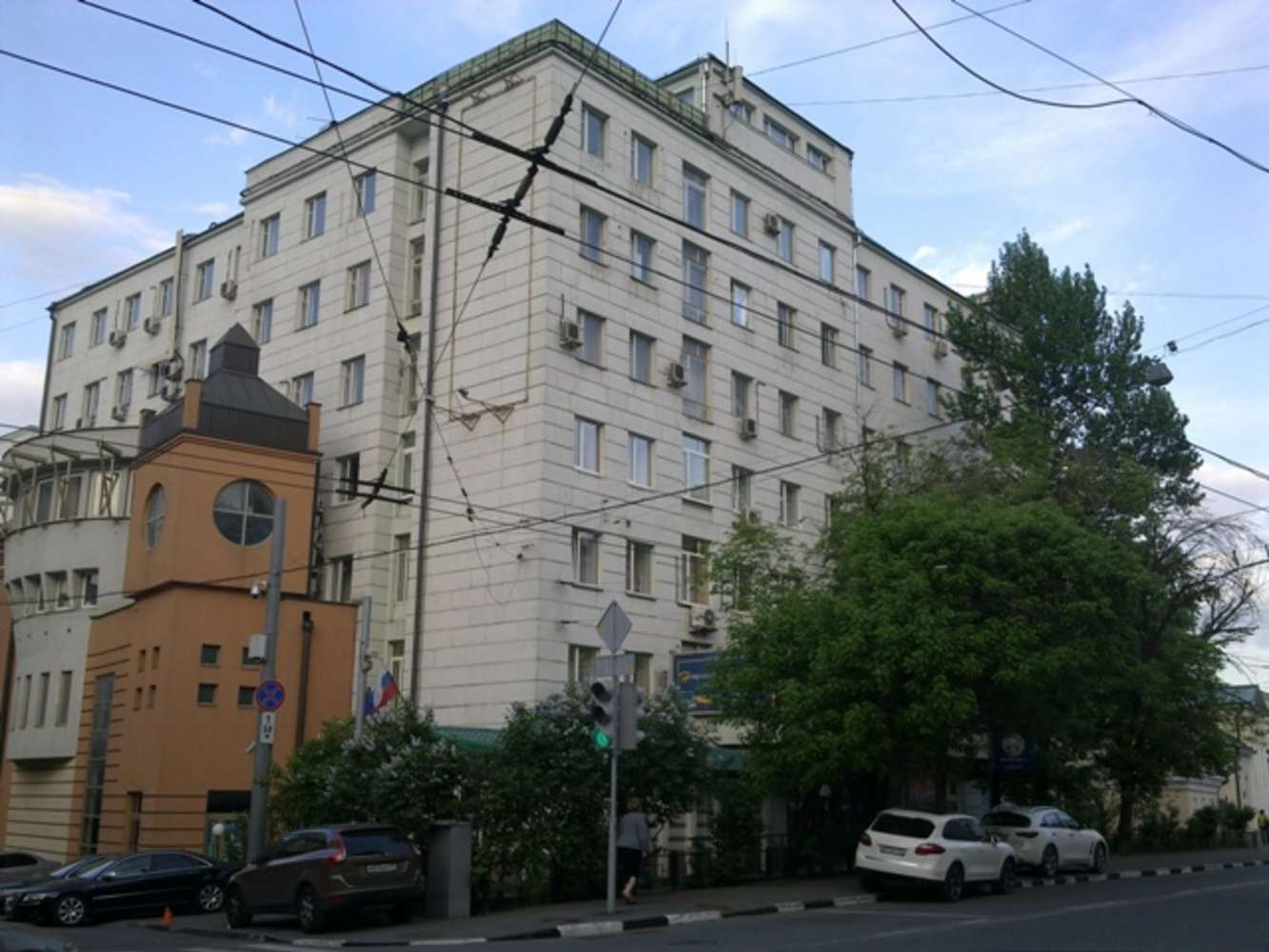 Офисная недвижимость Москва,  - Большая Полянка ул. 51А - 1