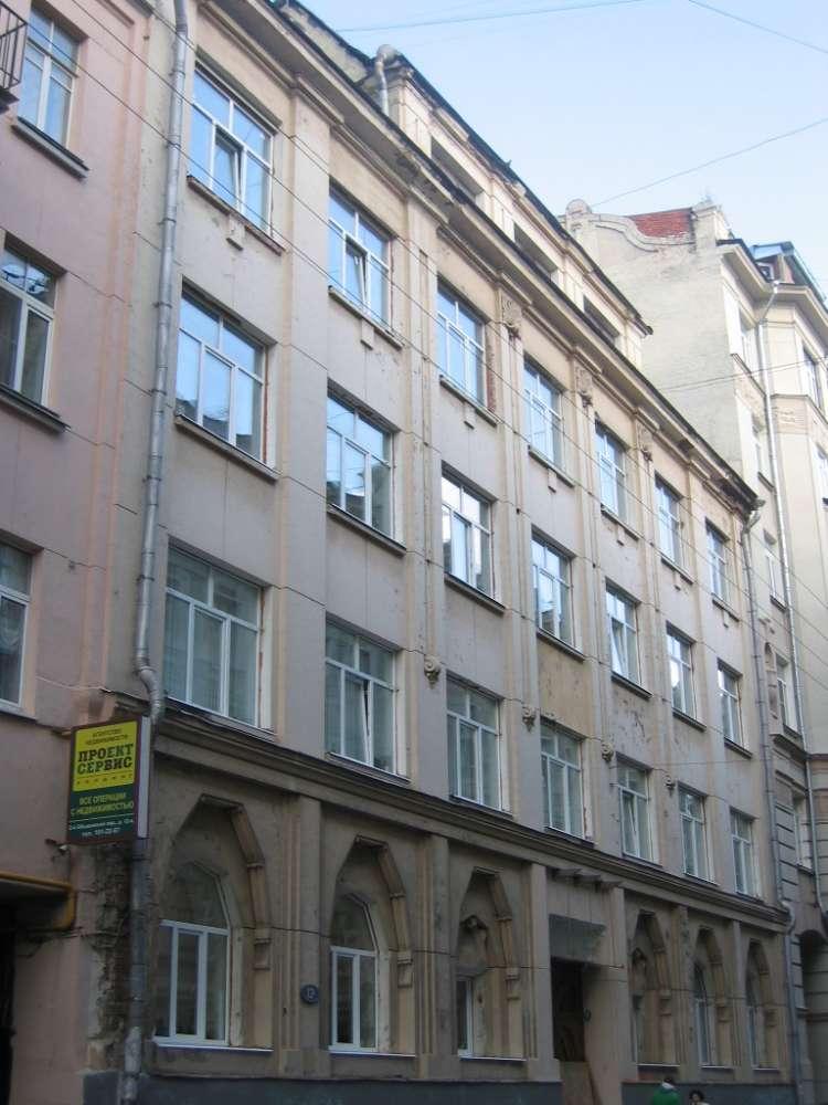 Офисная недвижимость Москва,  - 2ой Обыденский пер. 12А - 2