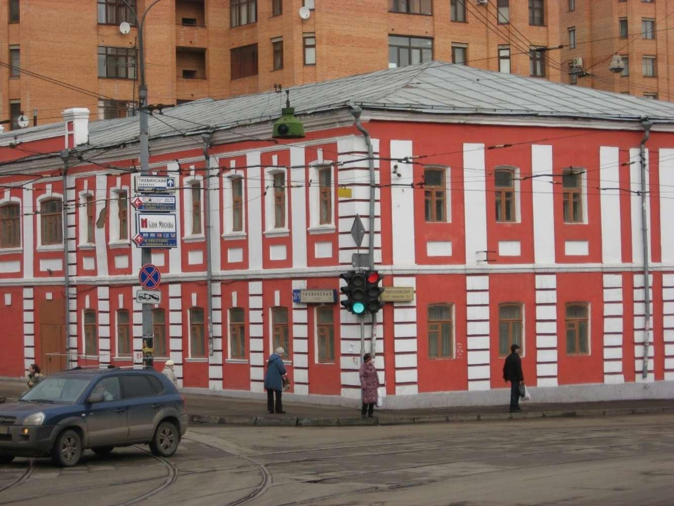 Офисная недвижимость Москва,  - Тихвинская ул. 2 - 2