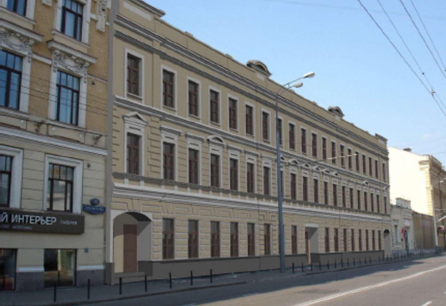 Офисная недвижимость Москва,  - Пречистенка ул. 38
