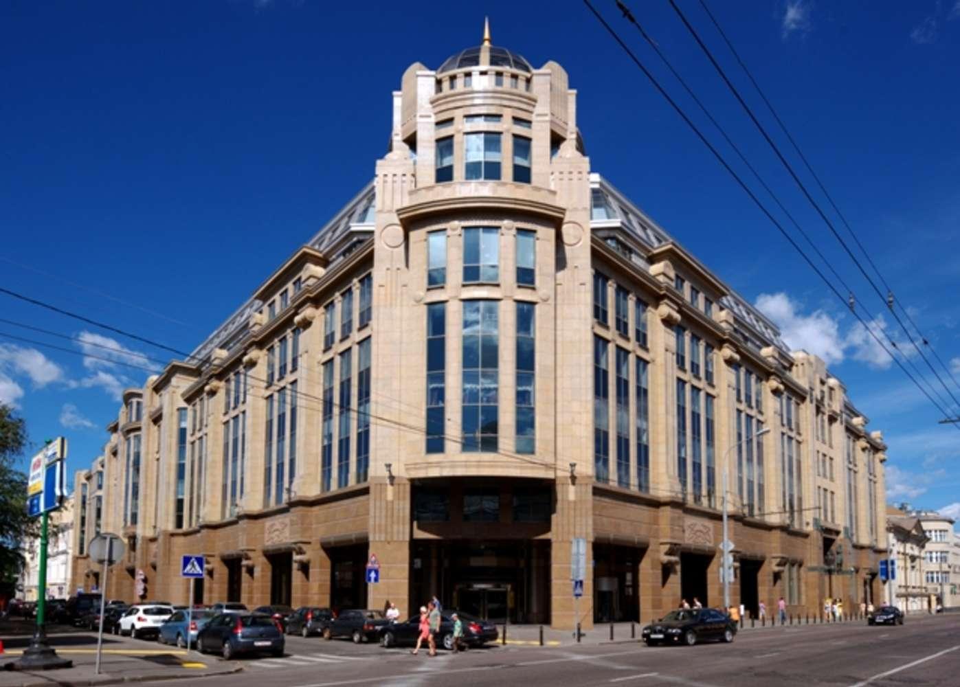 Гибкие пространства Москва,  - Regus Воздвиженка Центр