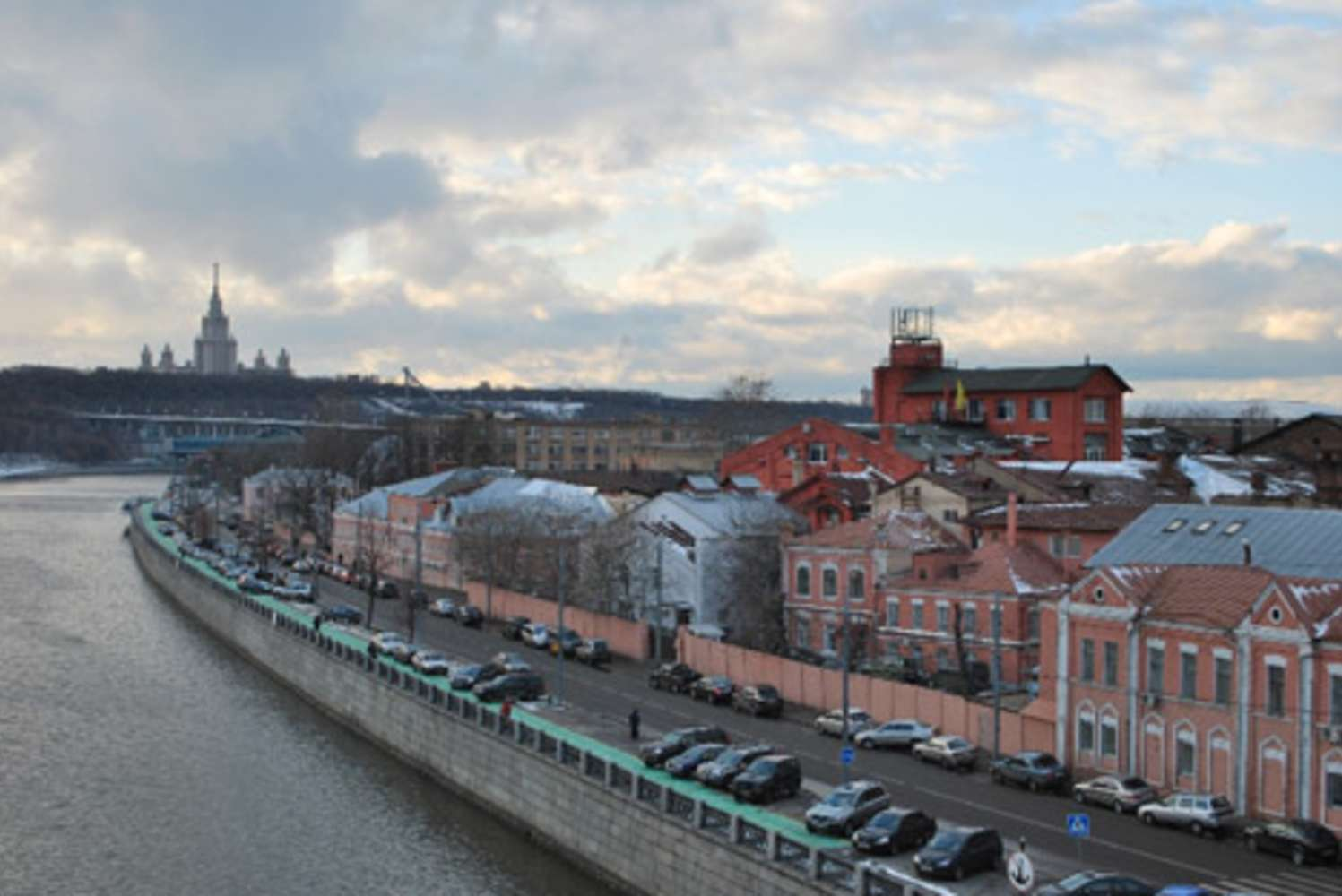 Офисная недвижимость Москва,  - Союз - 2