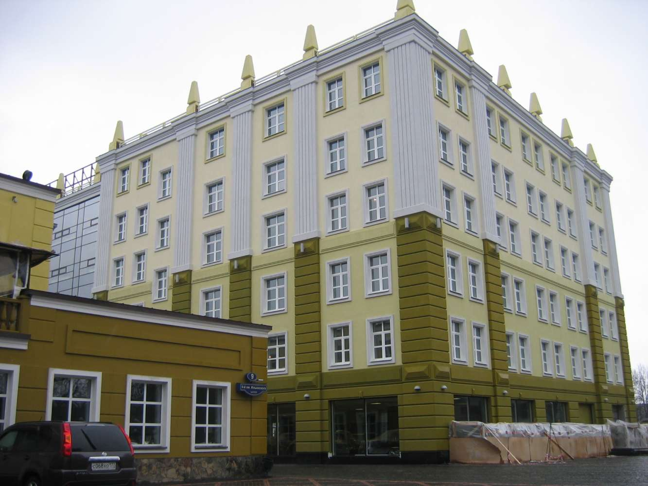 Офисная недвижимость Москва,  - Музей Техники - 9