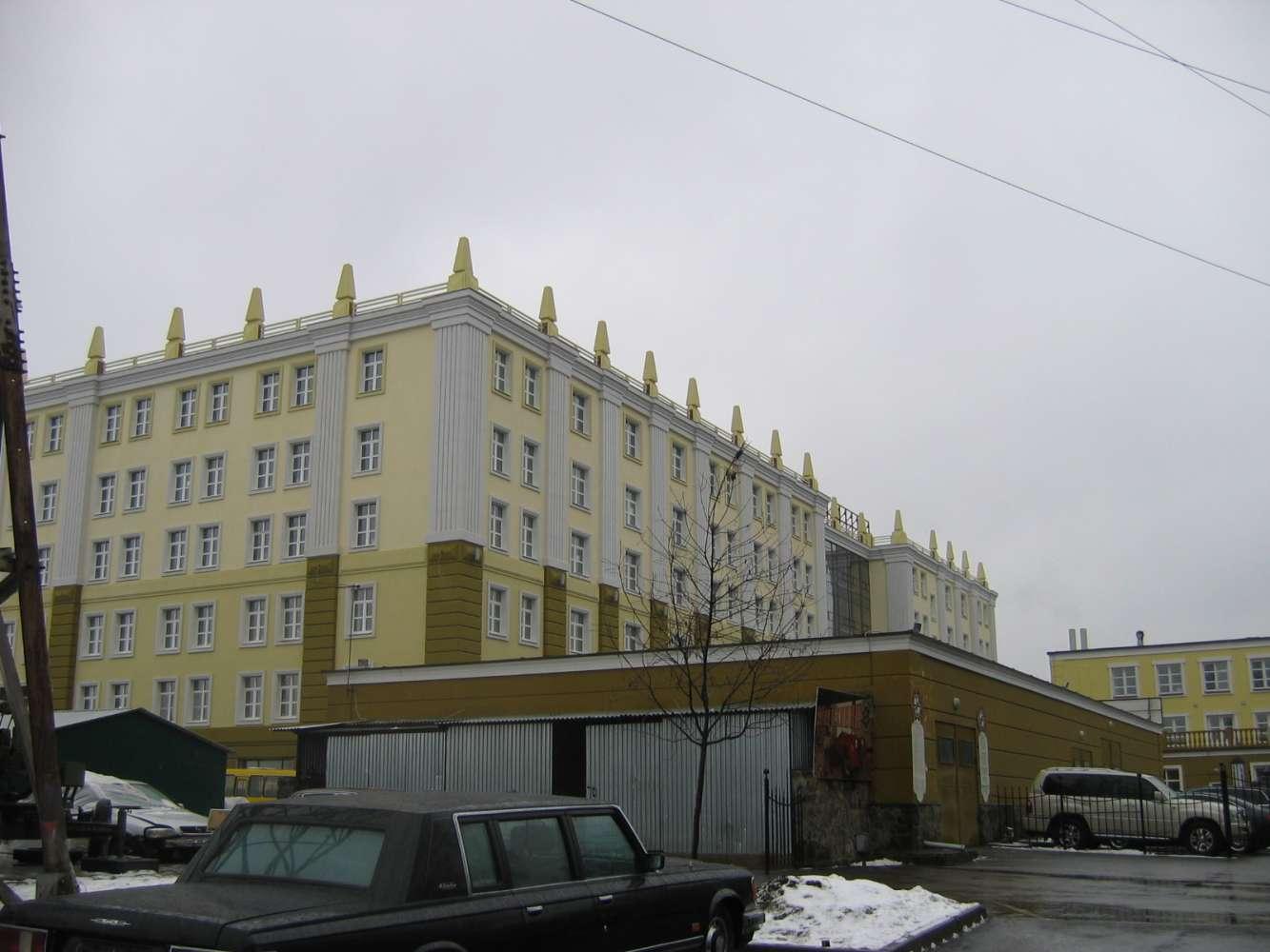 Офисная недвижимость Москва,  - Музей Техники - 24