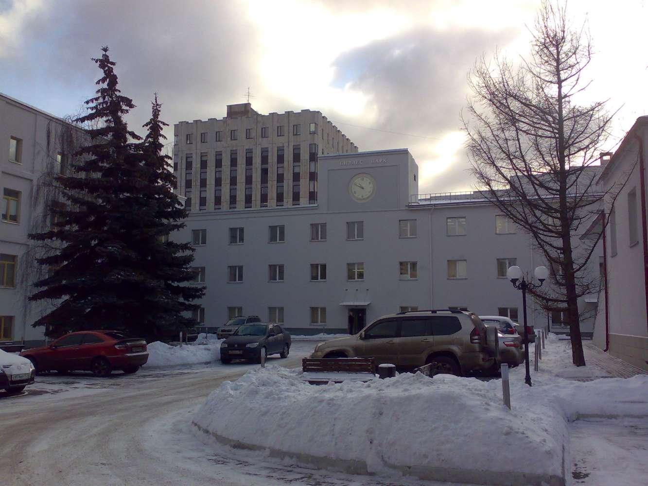 Офисная недвижимость Москва,  - Бизнес Сквер - 6