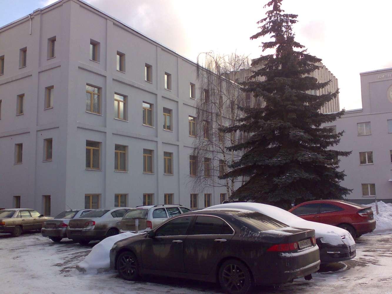 Офисная недвижимость Москва,  - Бизнес Сквер - 5