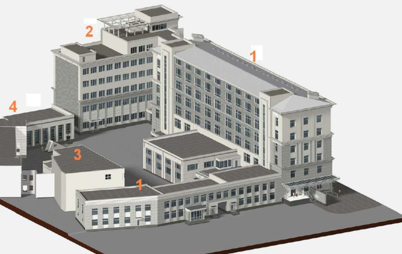 Офисная недвижимость Москва,  - Звенигородское шоссе 18/20 корп. 1 - 7