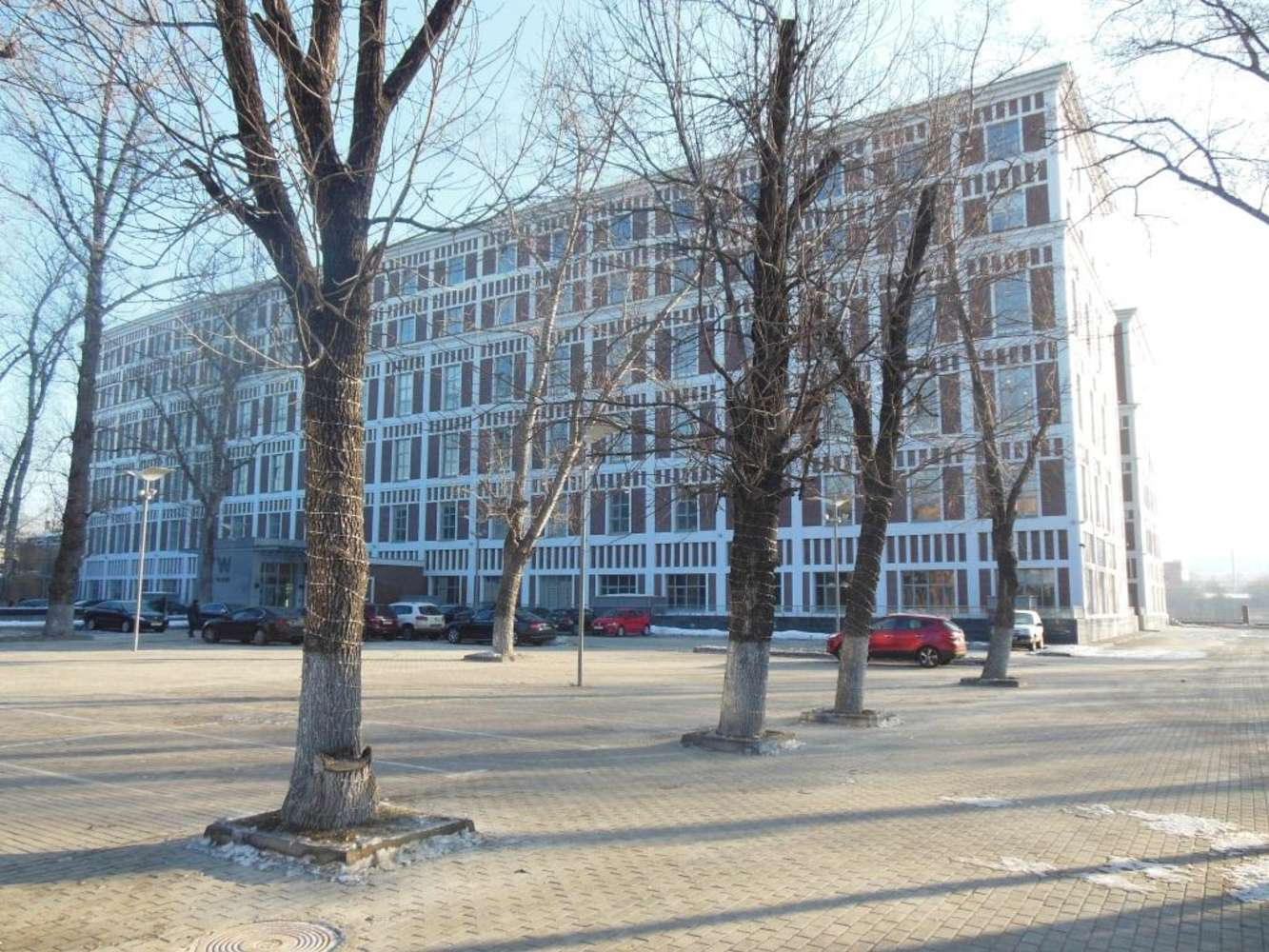 Офисная недвижимость Москва,  - W-Plaza - 73