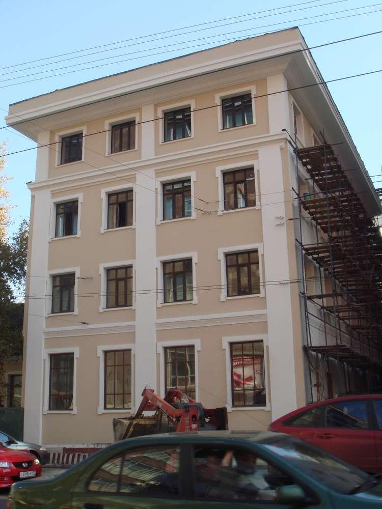 Офисная недвижимость Москва,  - Орликов - 1