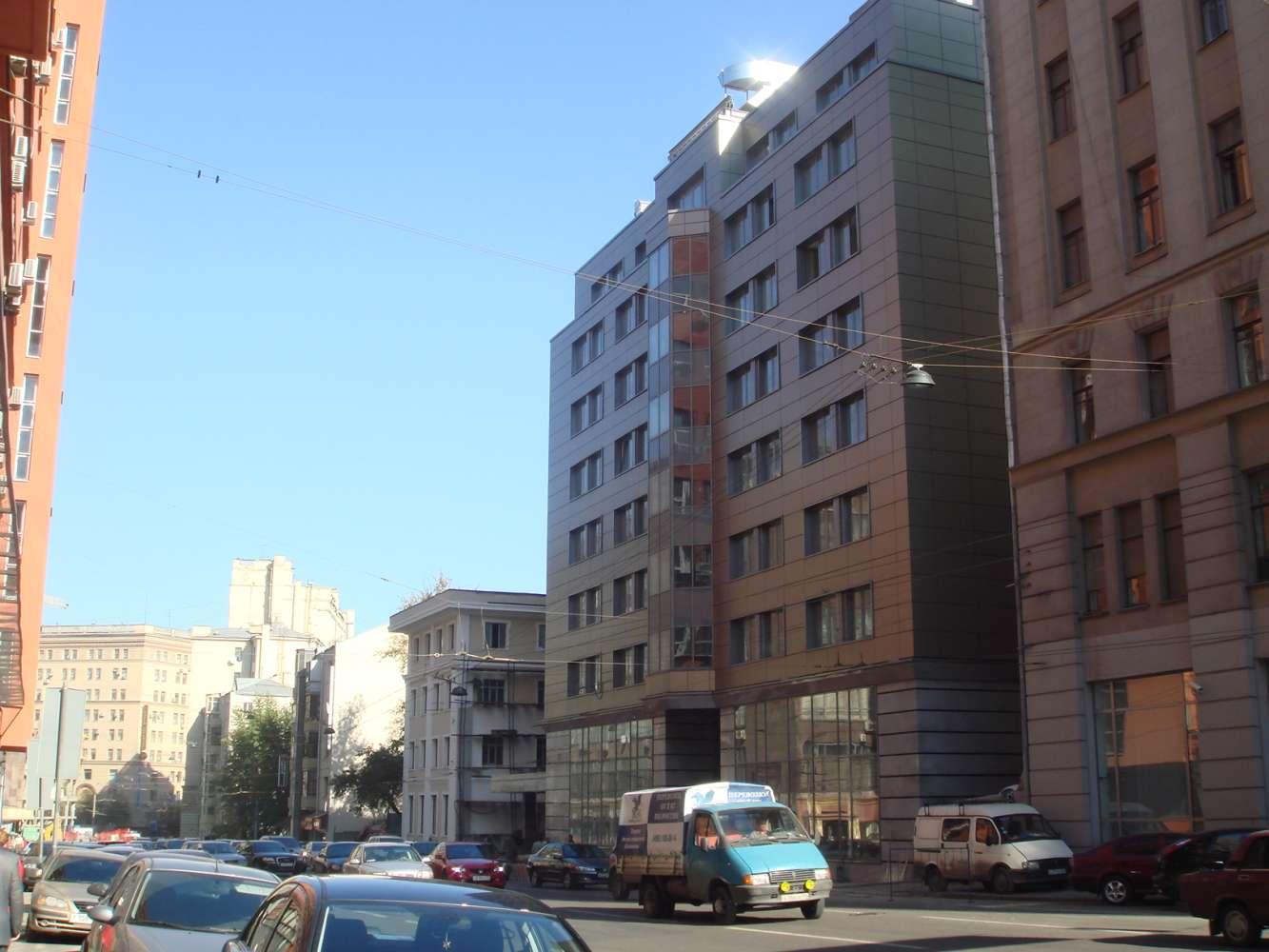 Офисная недвижимость Москва,  - Орликов - 47