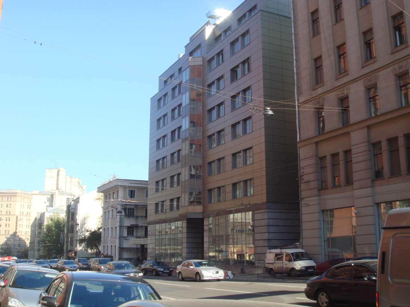 Офисная недвижимость Москва,  - Орликов - 991