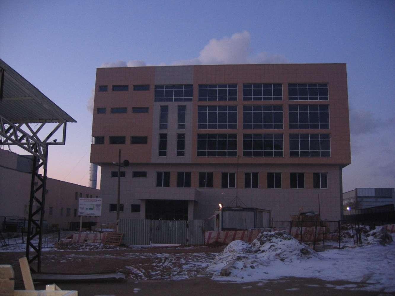 Офисная недвижимость Москва,  - Голубинская ул. 2A - 5