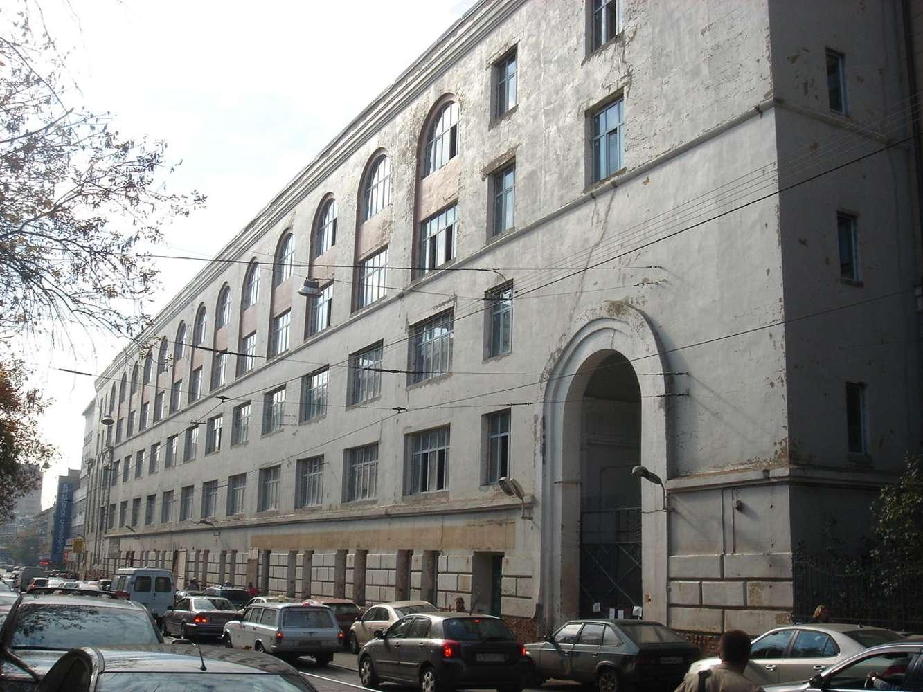 Офисная недвижимость Москва,  - CАЛЮТ