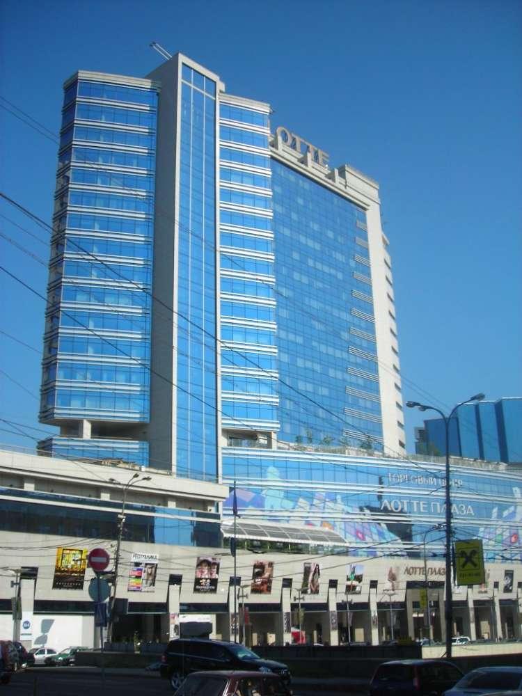 Офисная недвижимость Москва,  - Lotte Plaza - 1