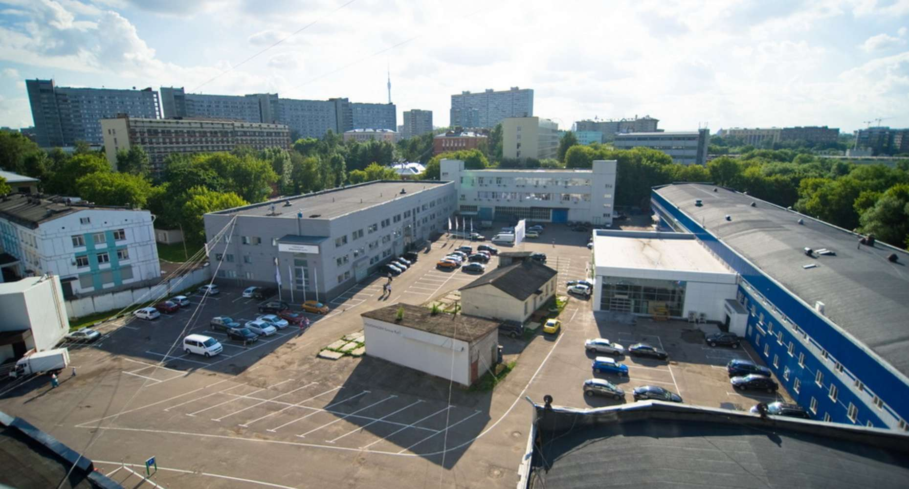 Офисная недвижимость Москва,  - Касаткина ул. 11 - 1