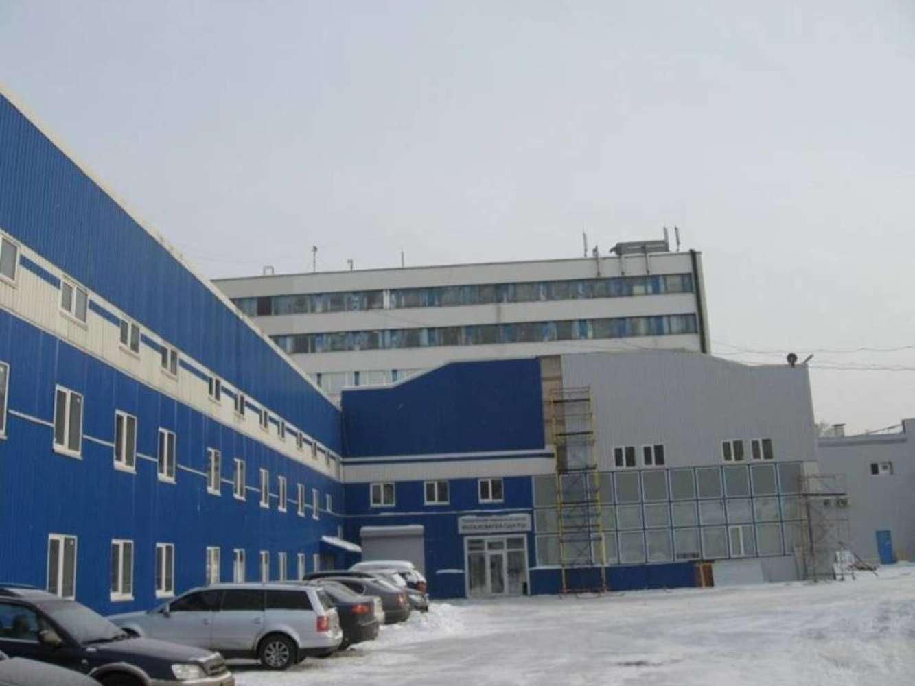 Офисная недвижимость Москва,  - Касаткина ул. 11 - 0