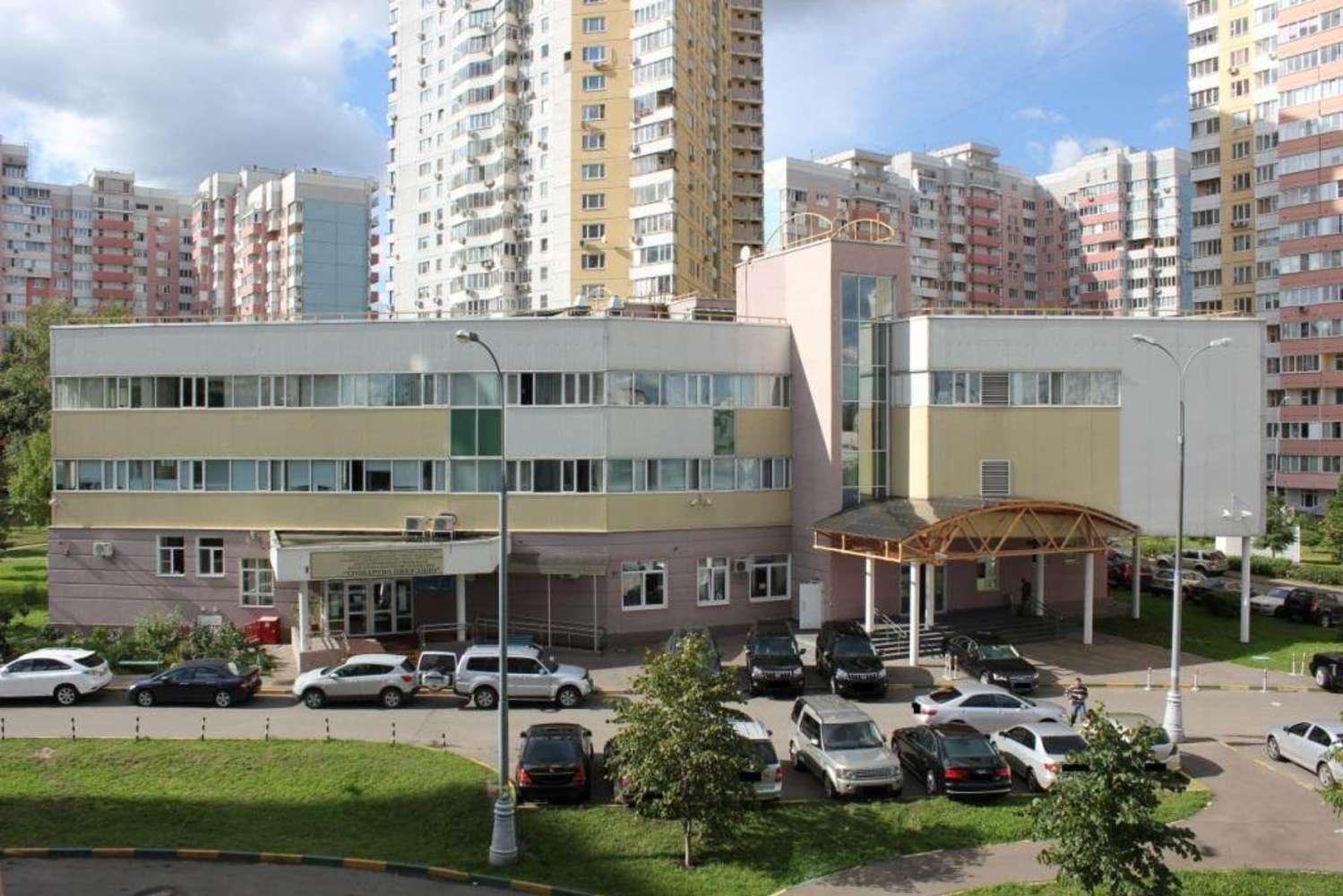 Офисная недвижимость Москва,  - Академика Анохина ул. 2, корп. 7